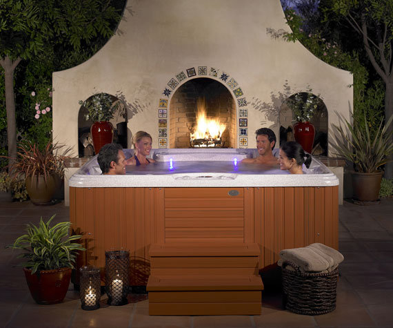 caldera spas hot tubs kent hot tub spas xl pools. Black Bedroom Furniture Sets. Home Design Ideas