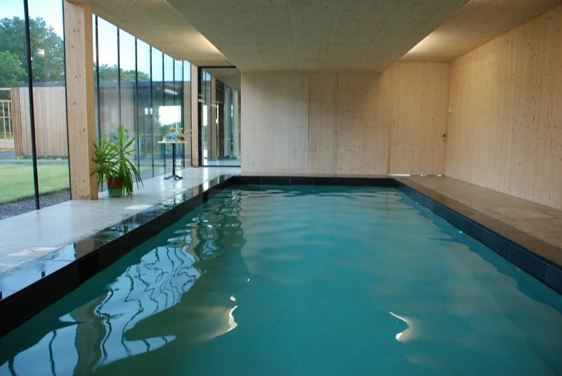 Indoor swimming pool maintenance kent xl pools for Indoor swimming pool cost to build