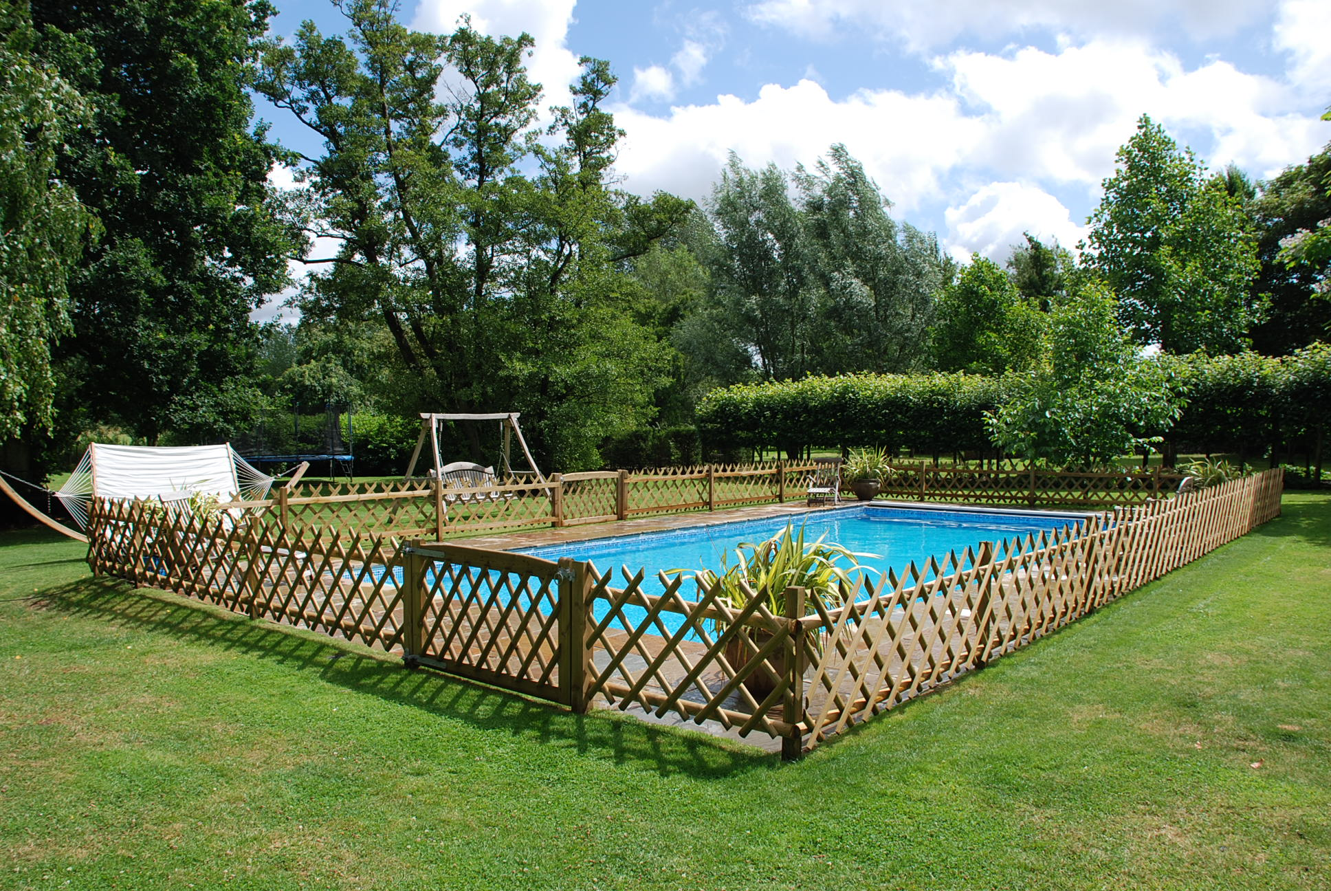Poolside Barbecues U2013 An Essential Element Of Outdoor Swimming Pool  Designs For Ultimate Summer Fun