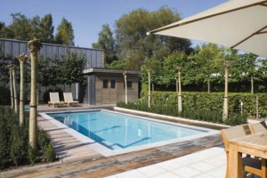 Outdoor Swimming Pool Installation