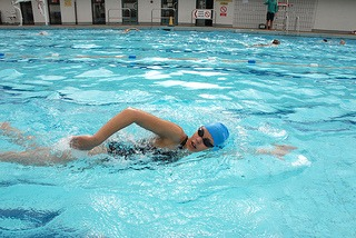 Could You Swim for Charity?