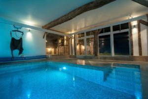 Indoor Disabled Access Swimming Pool