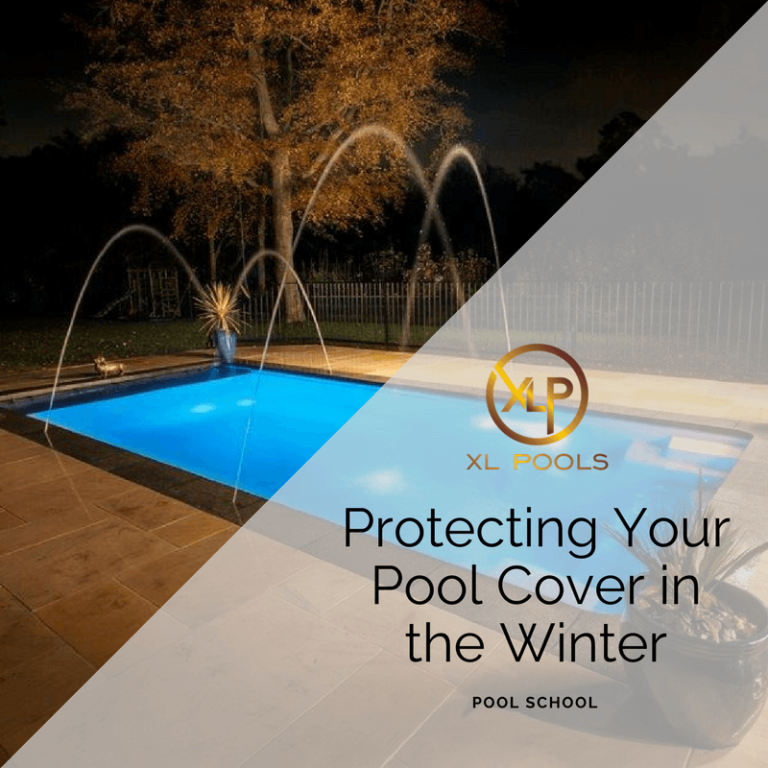 Protecting Your Pool Cover in the Winter