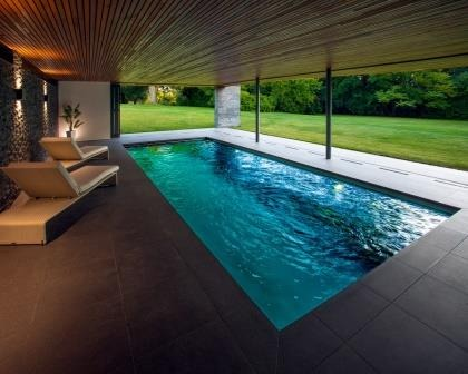 Award Winning Indoor and Outdoor Pool Design